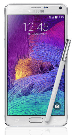 samsung galaxy note 4 mit allnet flat vertrag tarife im. Black Bedroom Furniture Sets. Home Design Ideas