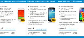 Congstar Allnet Specials Samsung Galaxy