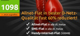 Crash-Tarife Talk Allnet D1 Flat