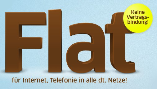 fonic all net flat prepaid handyflat f r alle netze vom o2 discounter. Black Bedroom Furniture Sets. Home Design Ideas