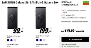 Galaxy S9 Allnet Flat Vertrag Media Markt