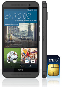 HTC One M9 Handyvertrag