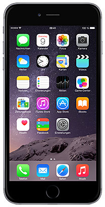 iPhone 6 Plus mit Allnet Flat Tarif
