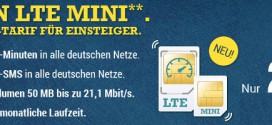 McSIM LTE Mini (Plus) mit Datenautomatik