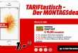 Media Markt Tariftastisch Deal: iPhone SE mit 1GB Smartphone Flat für 14,99 Euro