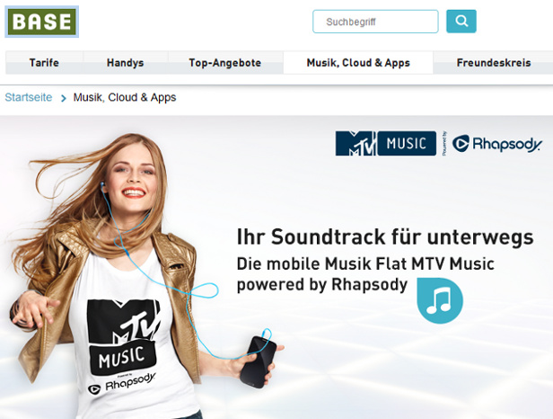 Mtv Music Powered By Napster
