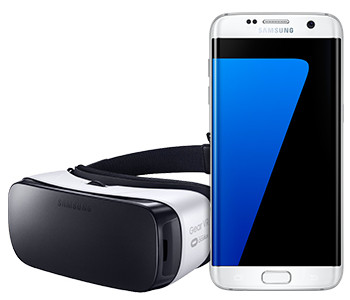 Samsung Galaxy S7 Edge Gear VR
