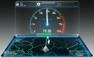 Simyo LTE Test