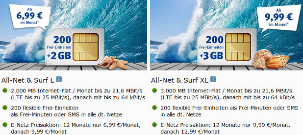 WEB.DE All-Net & Surf L