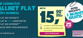 Yourfone Business Allnet Flat